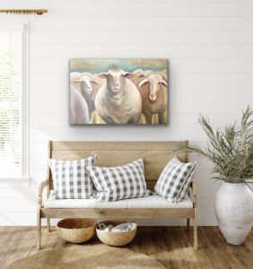 Sheep, Tanya Grosshans